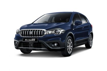 Lease Suzuki S-Cross car leasing
