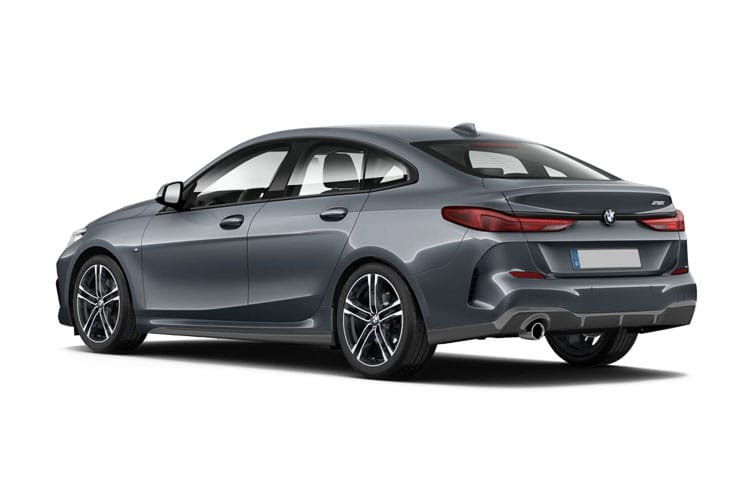 BMW 2 Series 218 Gran Coupe 1.5 i 140PS M Sport 4Dr DCT [Start Stop] [Plus] back view