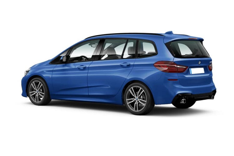 BMW 2 Series Tourer 216 Gran Tourer 1.5 d 116PS Sport 5Dr Manual [Start Stop] [Tech II] back view