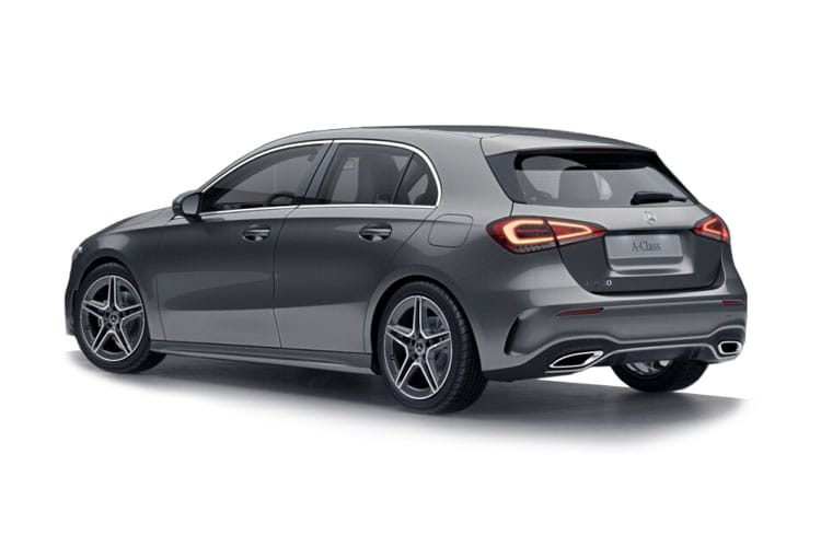 Mercedes-Benz A Class A220 Hatch 5Dr 2.0 d 190PS AMG Line 5Dr 8G-DCT [Start Stop] back view