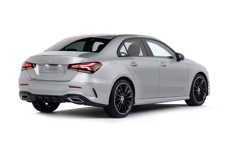 Mercedes-Benz A Class A180 Saloon 4Dr 1.5 d 116PS Sport Executive 4Dr 7G-DCT [Start Stop] back view