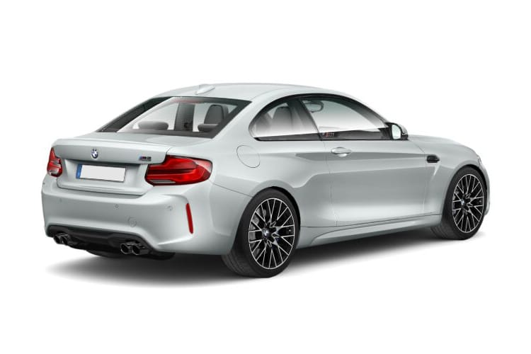 BMW 2 Series 220 Coupe 2.0 d 190PS M Sport 2Dr Auto [Start Stop] [Tech II] back view