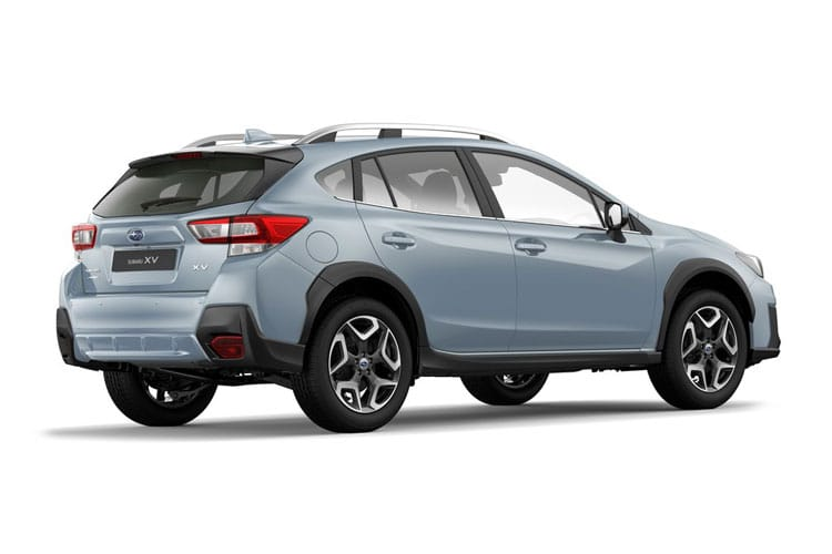 Subaru XV SUV 1.6 i 114PS SE Premium 5Dr Lineartronic [Start Stop] back view