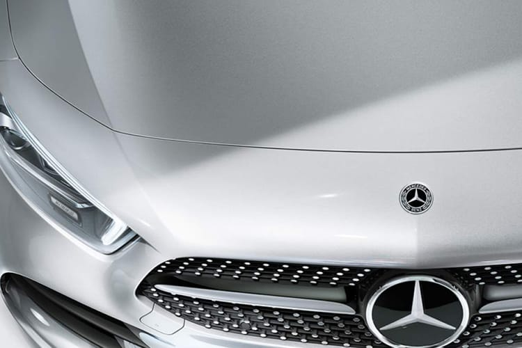 Mercedes-Benz A Class A180 Saloon 4Dr 1.5 d 116PS Sport Executive 4Dr 7G-DCT [Start Stop] detail view