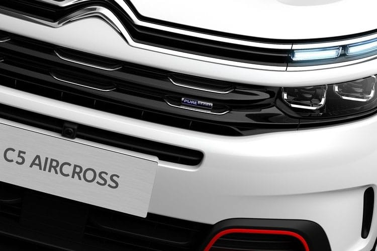 Citroen C5 Aircross SUV 1.5 BlueHDi 130PS Shine Plus 5Dr Manual [Start Stop] detail view