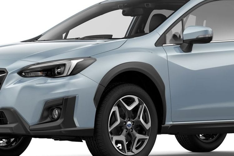 Subaru XV SUV 1.6 i 114PS SE Premium 5Dr Lineartronic [Start Stop] detail view