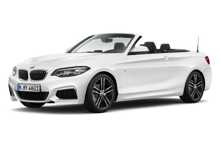 BMW 2 Series 218 Convertible 2.0 i 136PS SE 2Dr Auto [Start Stop] front view
