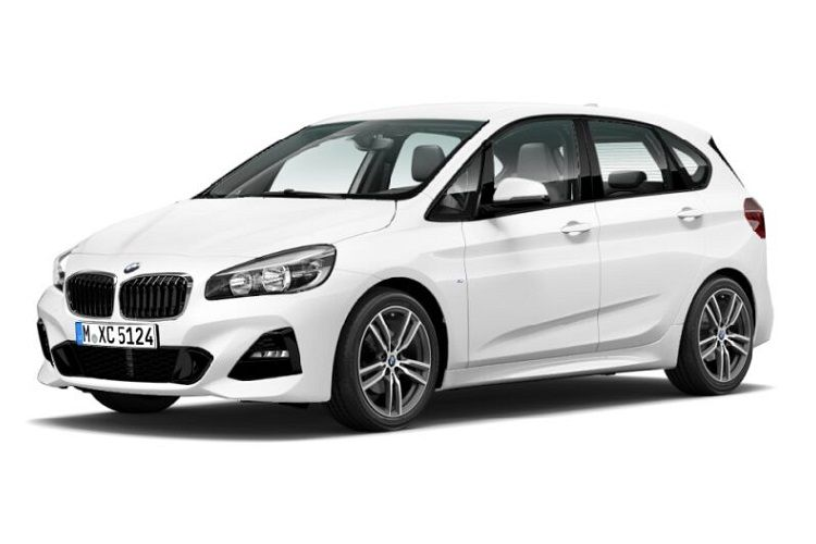 BMW 2 Series Tourer 216 Gran Tourer 1.5 d 116PS SE 5Dr Manual [Start Stop] [Tech II] front view