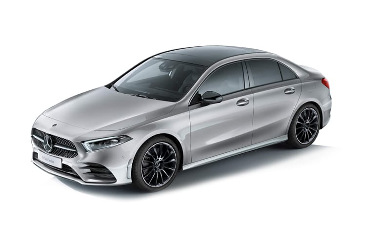 Mercedes-Benz A Class A180 Saloon 4Dr 1.5 d 116PS Sport Executive 4Dr 7G-DCT [Start Stop] front view