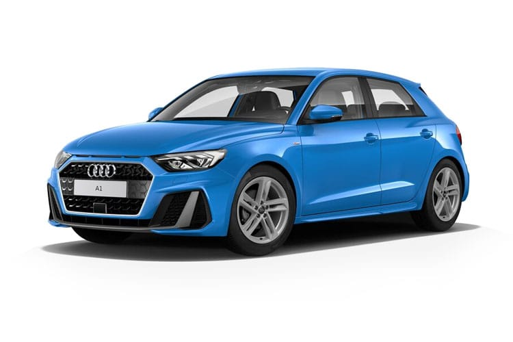 Audi A1 25 Sportback 5Dr 1.0 TFSI 95PS Sport 5Dr Manual [Start Stop] front view