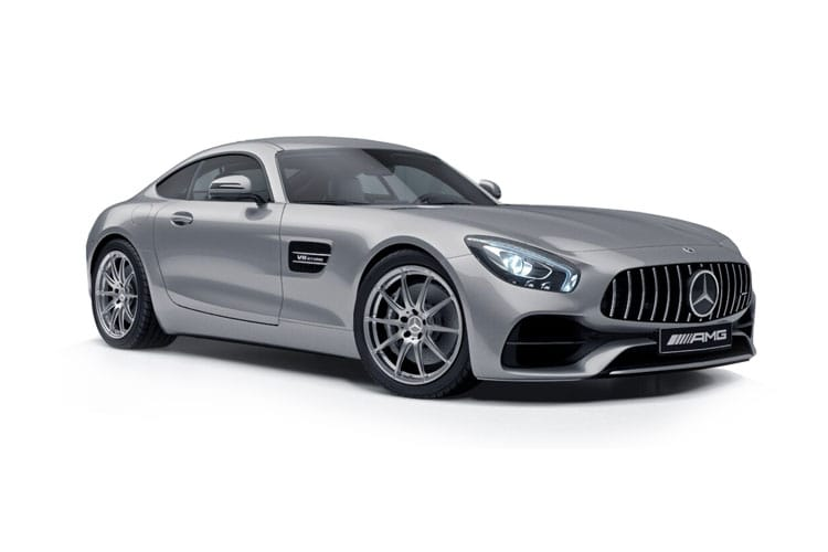 Mercedes-Benz AMG GT AMG GT Coupe 4.0 V8 BiTurbo 476PS Edition 476 2Dr SpdS DCT [Start Stop] front view
