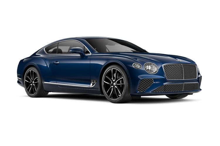 Bentley Continental GT Coupe 6.0 W12 635PS  2Dr Auto front view
