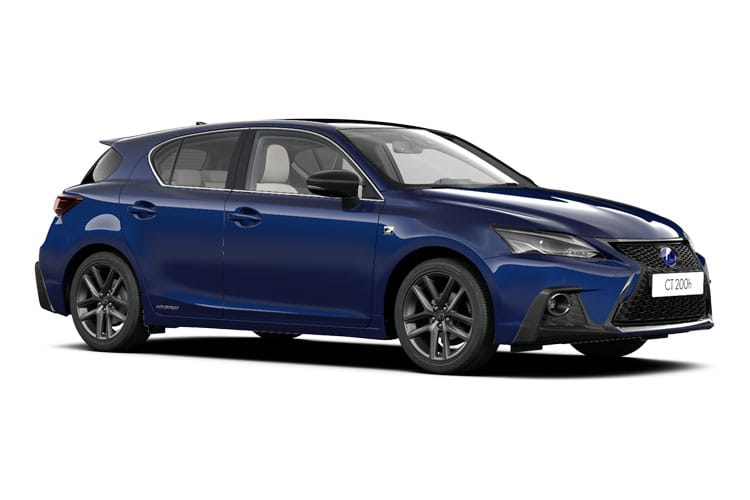 Lexus CT 200h Hatch 5Dr 1.8 h 136PS F-Sport 5Dr E-CVT [Start Stop] [Convenience Tech] front view