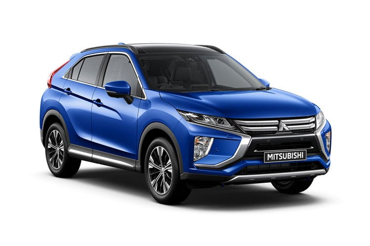 Mitsubishi Eclipse Cross SUV 1.5 T 163PS Dynamic 5Dr CVT [Start Stop] front view