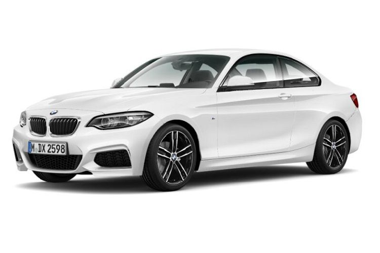 BMW 2 Series 220 Coupe 2.0 d 190PS M Sport 2Dr Auto [Start Stop] [Tech II] front view