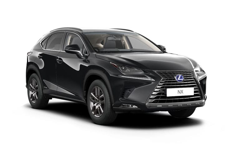 Lexus NX 300h SUV 4wd 2.5 h 197PS NX 5Dr E-CVT [Start Stop] [Premium] front view