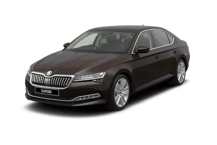 Skoda Superb Hatch 5Dr 2.0 TSi 190PS SE L 5Dr DSG [Start Stop] front view