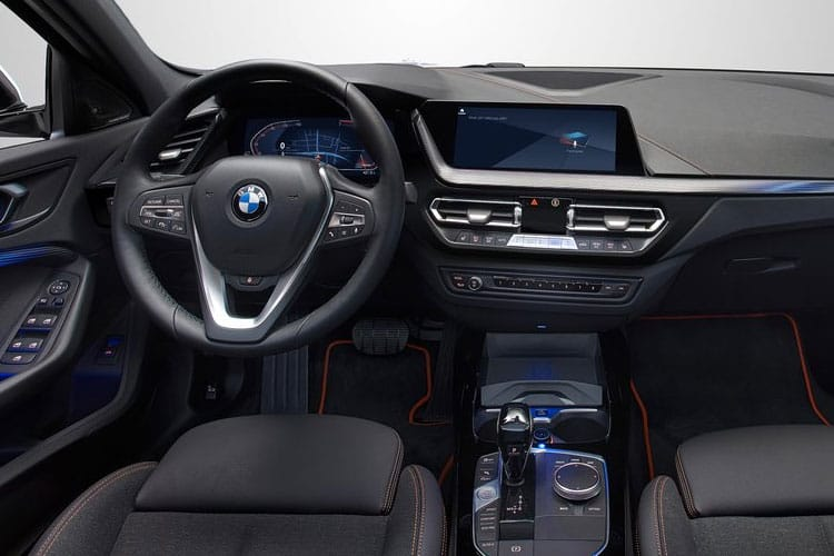 BMW 1 Series 118 Hatch 5Dr 1.5 i 140PS M Sport 5Dr Manual [Start Stop] [Tech I Plus] inside view