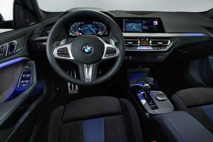 BMW 2 Series 218 Gran Coupe 1.5 i 140PS M Sport 4Dr DCT [Start Stop] [Plus] inside view