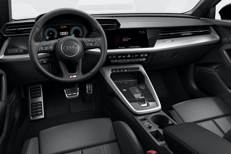 Audi A3 35 Sportback 5Dr 1.5 TFSI 150PS S line 5Dr Manual [Start Stop] inside view