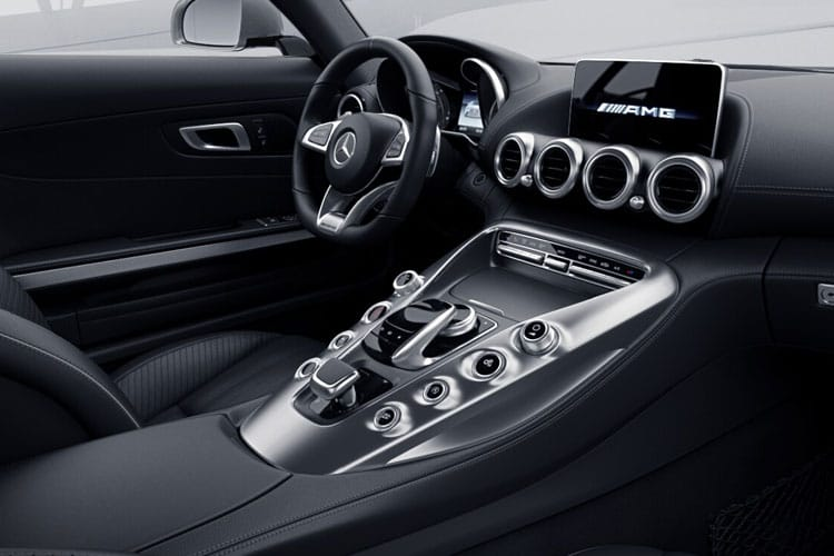 Mercedes-Benz AMG GT AMG GT Coupe 4.0 V8 BiTurbo 476PS Edition 476 2Dr SpdS DCT [Start Stop] inside view