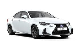 Lexus IS Saloon car leasing